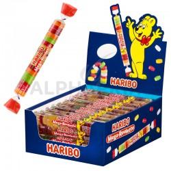 ~Haribo Mega Roulettes Fruits 45g en stock