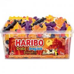 Haribo Croco et Dragibouuuh en stock