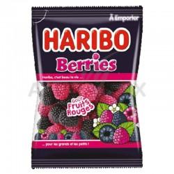 Haribo 100g Berries sachets en stock