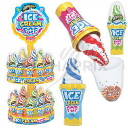 Ice cream pop Johny Bee en stock