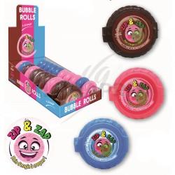 Bubble Rolls gum à dérouler 60g en stock