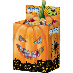 Pez recharge fruits halloween