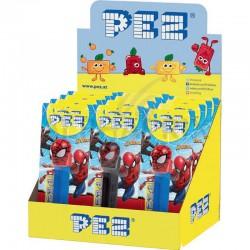 Pez Figurine Spiderman + recharge