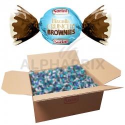 Papillotes fourrées crunchy brownies kg vrac