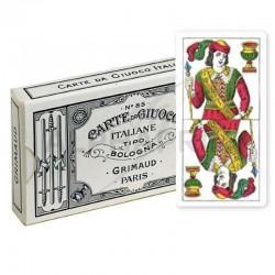 """Jeu de cartes scopa italiennes """"bolognaises"""" en stock"""