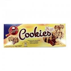 Cookies chocolat et cacahuètes 150g